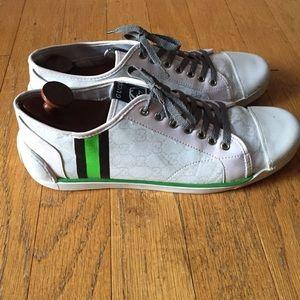 Vintage Gucci Sneakers Men Sz 11